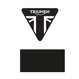 Autorizzato Triumph e Kawasaki